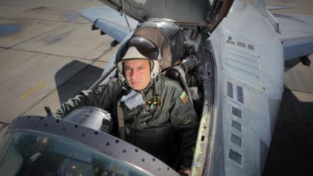 Синът на загиналия пилот Валентин Терзиев съди авиобазата за 70 000 лв.
