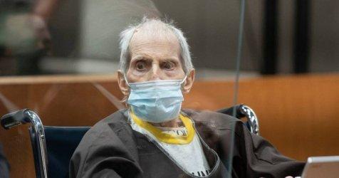 Американският милионер Робърт Дърст бе осъден на доживотен затвор