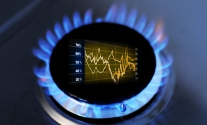 Ново поскъпване на газа с над 31% през ноември