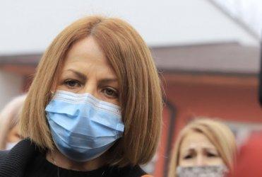 Йорданка Фандъкова е с коронавирус