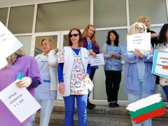Жените в здравния сектор с 30% по-ниски заплати от мъжете