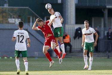 България загуби от Литва с 1:3 квалификацията за Мондиал 2022