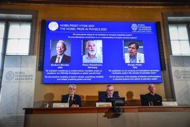 Японец, германец и италианец поделят Нобеловата награда за физика