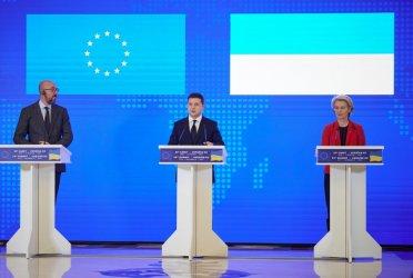 ЕС обеща на Украйна да подкрепя енергийната й сигурност