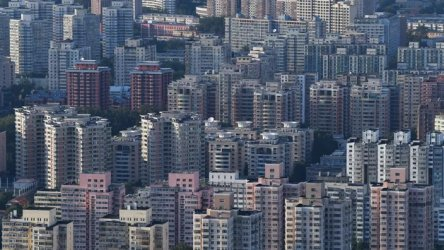 Още една китайска компания за недвижими имоти не може да погаси задълженията си