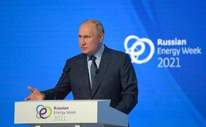 """Путин: Русия може да увеличи газа за Европа, когато Германия одобри """"Северен поток 2"""""""