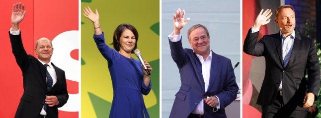 Водещите партии в Германия започват предварителни коалиционни преговори