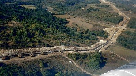 """Удвоен е преносът на газ през """"Турски поток"""" от България до Сърбия"""