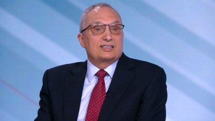 Иван Костов: Кризата у нас не е икономическа, а в политическата система
