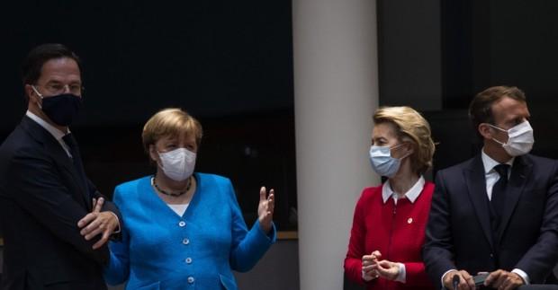 Германският канцлер Ангела Меркел ще участва за последен път в