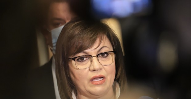Лидерът на БСП Корнелия Нинова поиска оставката на здравния министър