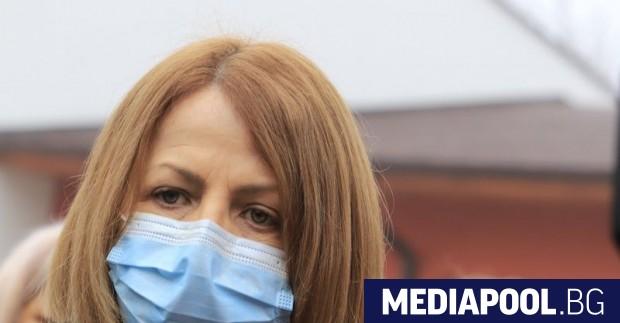Столичният кмет Йорданка Фандъкова еса заразена с коронавирус. Положителна проба