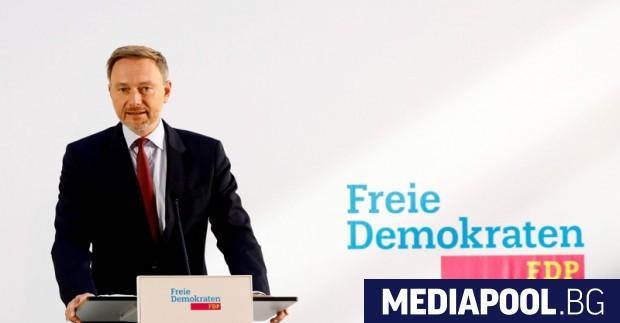 Германската Свободна демократическа партия (СвДП) е последвала примера на потенциалните