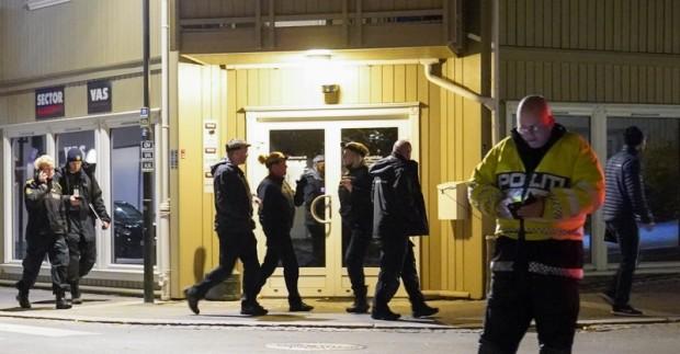 Мъжът, заподозрян в снощното убийство на петима души при стрелба