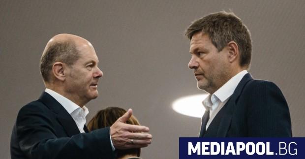 Трите партии, които водят коалиционни преговори в Германия - социалдемократите,