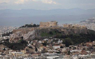 В центъра на Атина ще се редуват коли с четни и нечетни номера