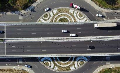 Сгрешена маркировката в новия участък от Околовръстния път на София за 147 млн. лв.